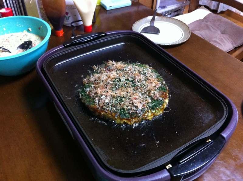 お好み焼きレシピ ※我が家の味。多分、店より美味しい。