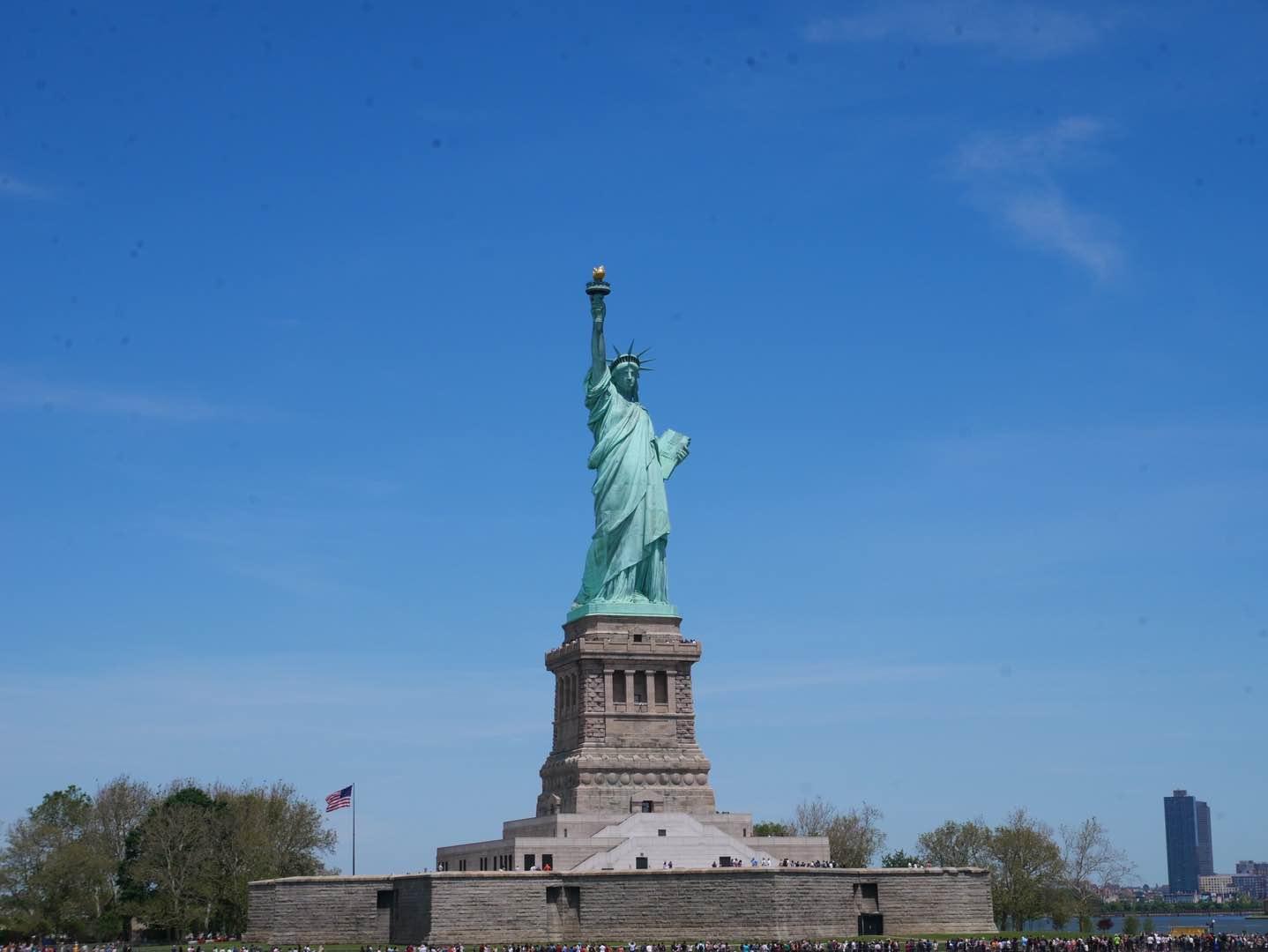 ニューヨーク旅行記。イクメンの一人旅!妻に感謝。